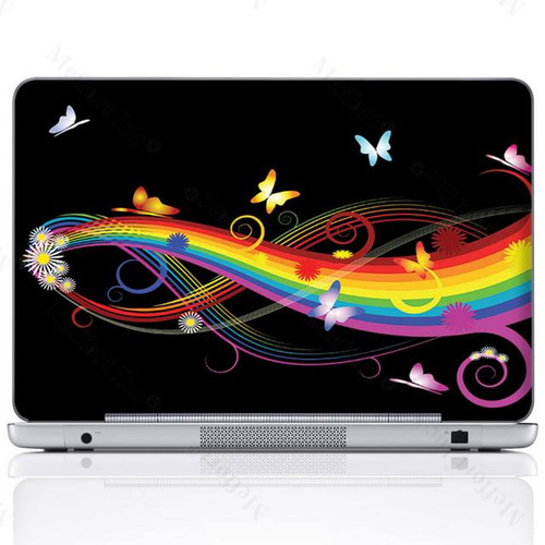 Laptop Skin Sticker  711