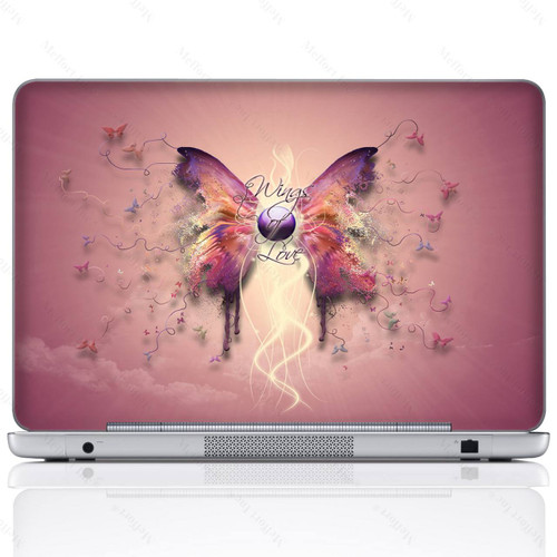 Laptop Skin Sticker  716