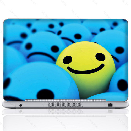 Laptop Skin Sticker  801