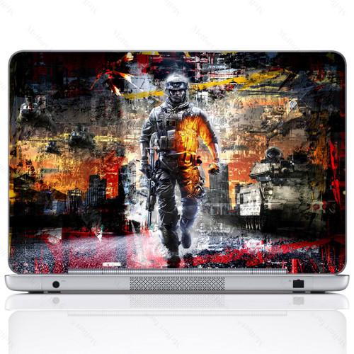 Laptop Skin Sticker 2806