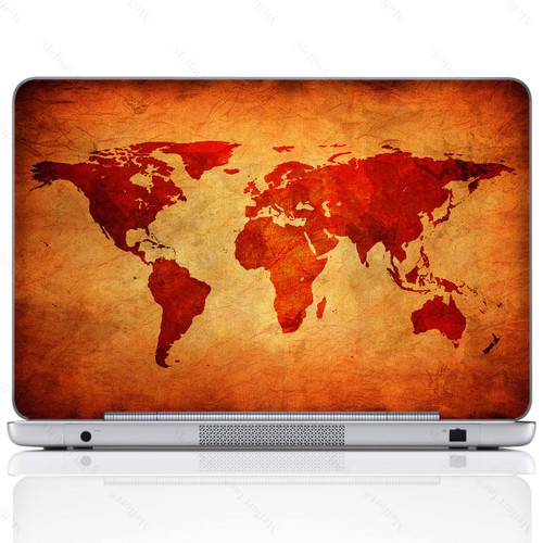 Laptop Skin Sticker 3016