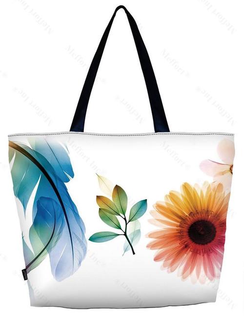 Lightweight Travel Beach Tote Bag 311