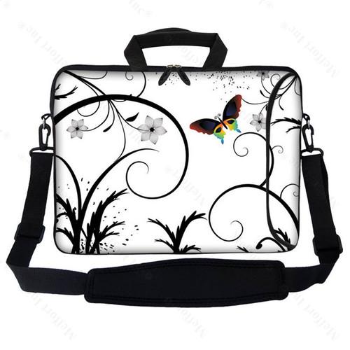"""15.6"""" Laptop Bag with Side Pocket 715"""