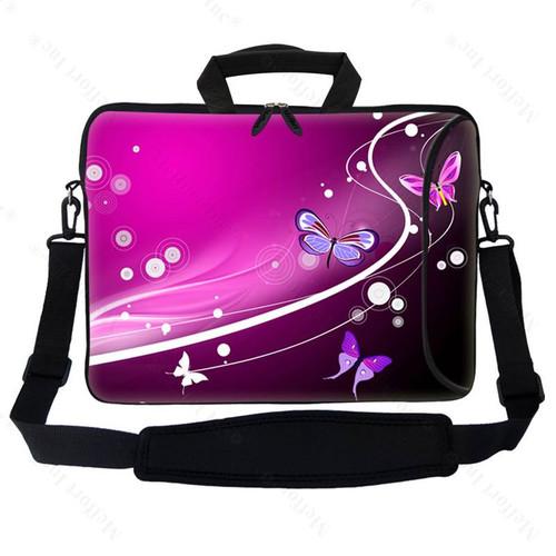 """17.3"""" Laptop Bag with Side Pocket 2502"""