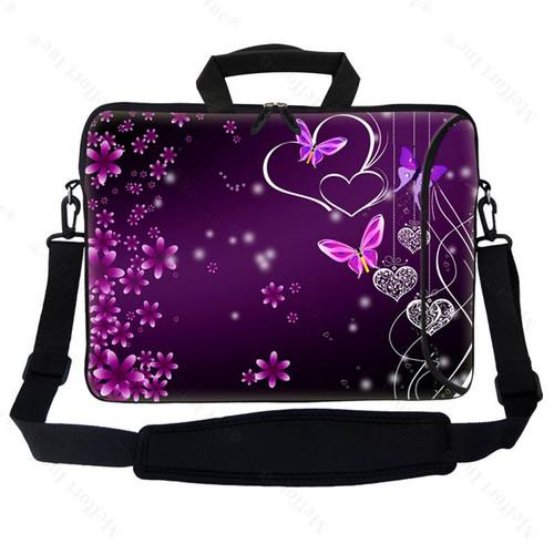 """17.3"""" Laptop Bag with Side Pocket 2503"""