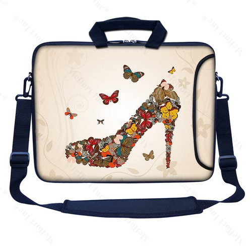 """17.3"""" Laptop Bag with Side Pocket 3011"""