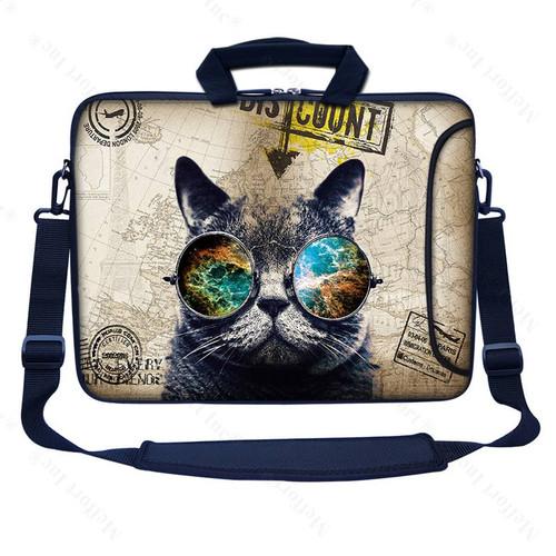 """17.3"""" Laptop Bag with Side Pocket 3101"""