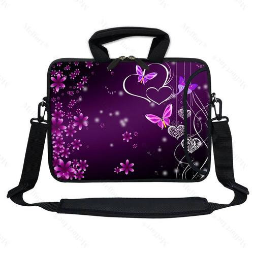 """12"""" Laptop Bag with Side Pocket 2503"""