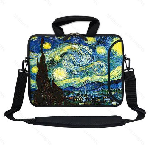 """12"""" Laptop Bag with Side Pocket 3009"""