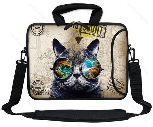 """12"""" Laptop Bag with Side Pocket 3101"""