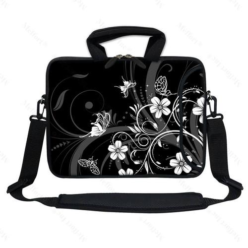 """13"""" Laptop Bag with Side Pocket 2706"""