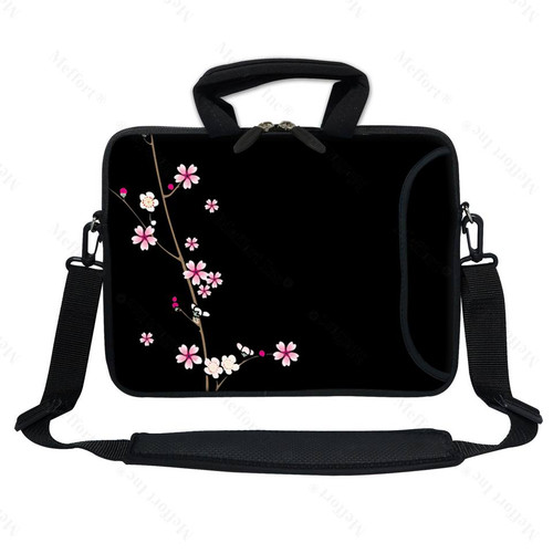 "13"" Laptop Bag with Side Pocket 2901"