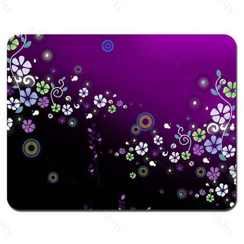 Standard 9.5 x 7.9 Inch Mouse Pad Design 2810
