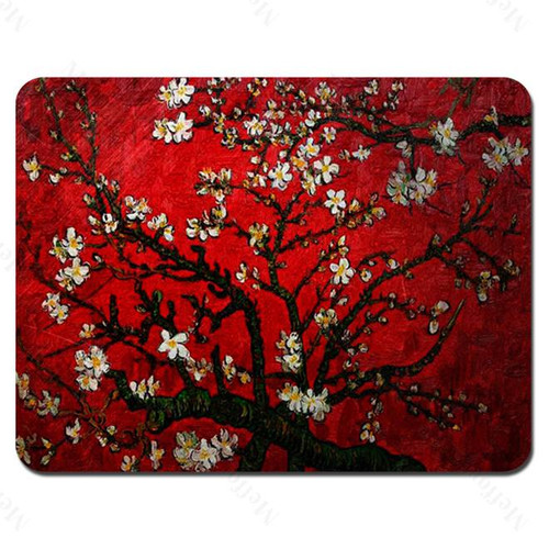 Standard 9.5 x 7.9 Inch Mouse Pad Design 3003