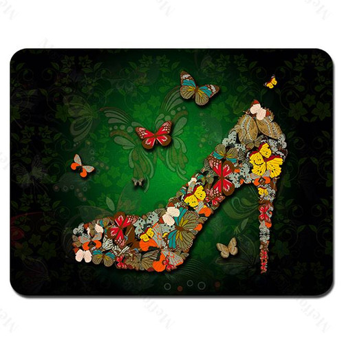 Standard 9.5 x 7.9 Inch Mouse Pad Design 3017
