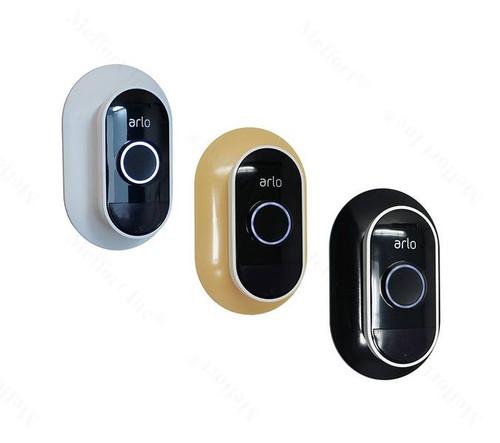Wall Mount Bracket Cover for Arlo Audio Doorbell
