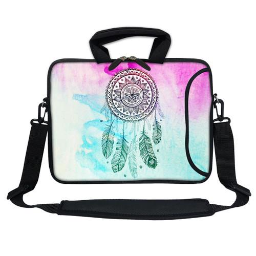 """12"""" Laptop Bag with Side Pocket 3151"""