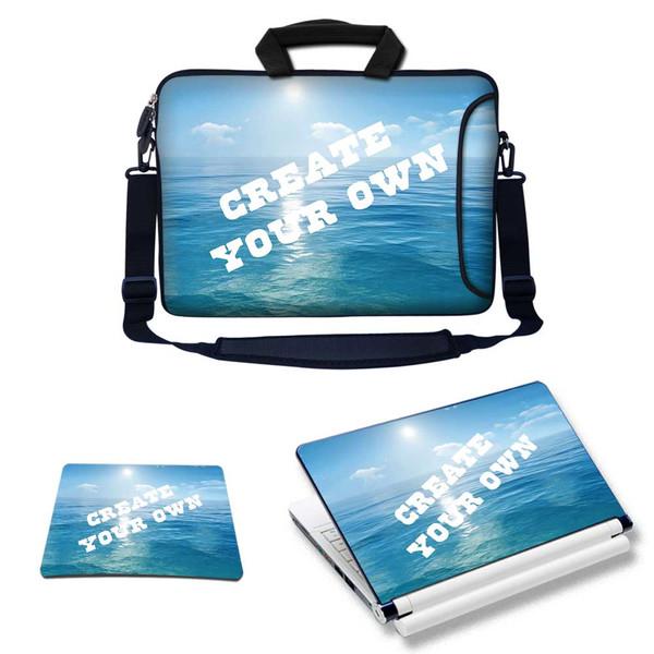 Customized Laptop Bag Combo