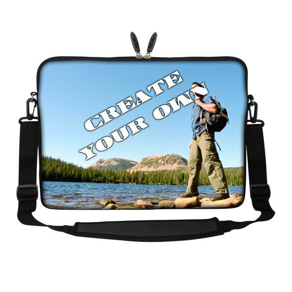 Customized Artwork Laptop Sleeve Bag