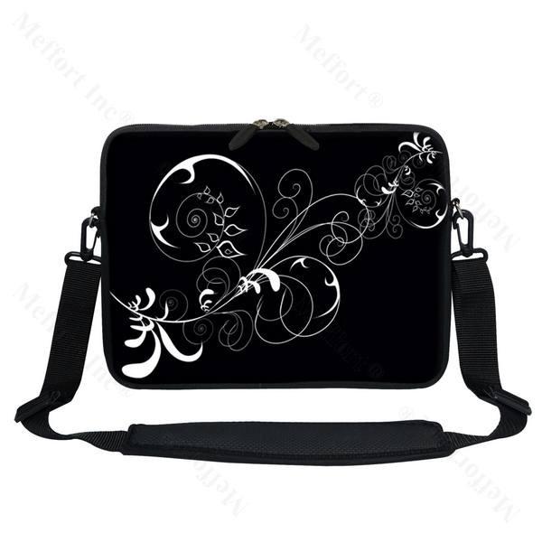 """12"""" Laptop Bag with Hidden Handle 1402"""