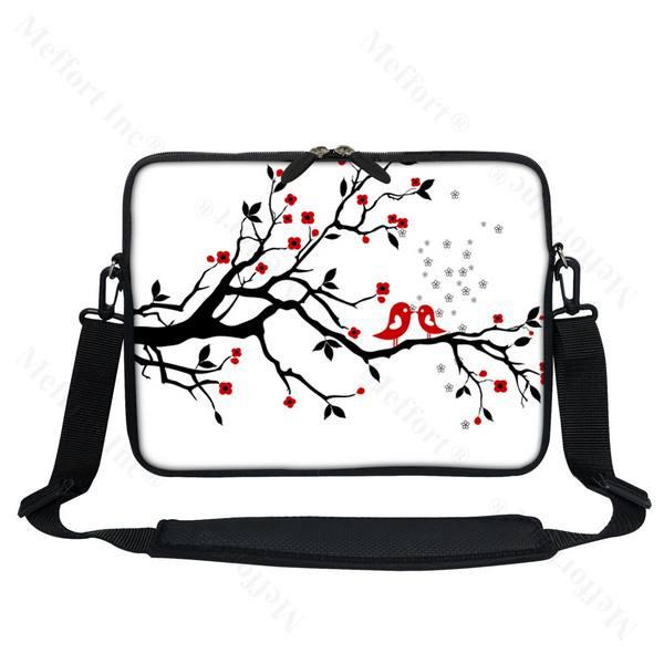"""12"""" Laptop Bag with Hidden Handle 2619"""
