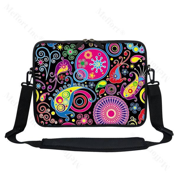"""12"""" Laptop Bag with Hidden Handle 2701"""