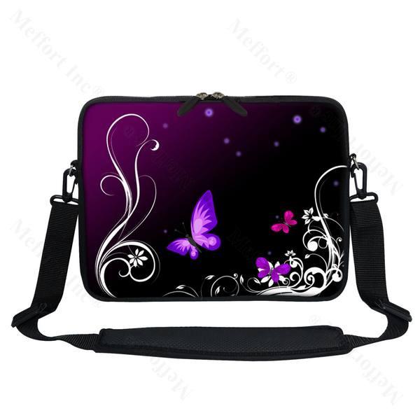 """12"""" Laptop Bag with Hidden Handle 2702"""