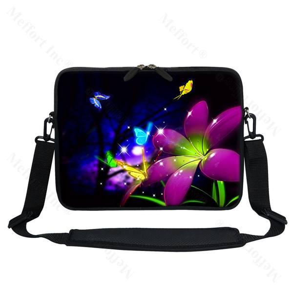"""12"""" Laptop Bag with Hidden Handle 2703"""