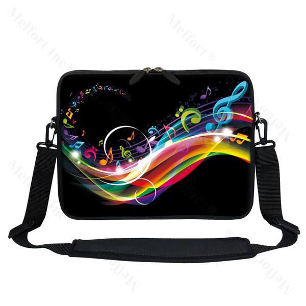 """12"""" Laptop Bag with Hidden Handle 2704"""
