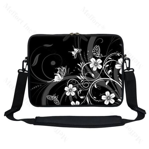 """12"""" Laptop Bag with Hidden Handle 2706"""