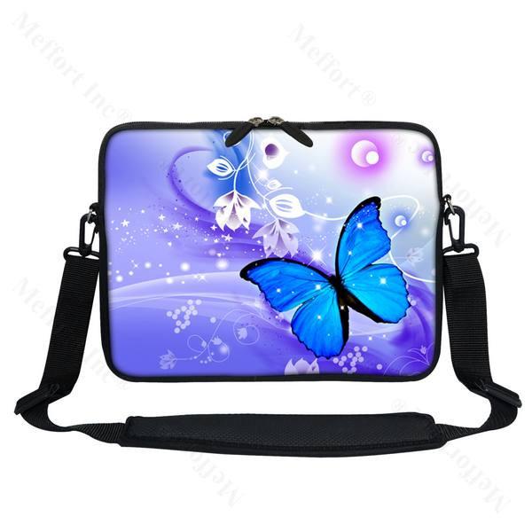 """12"""" Laptop Bag with Hidden Handle 2722"""