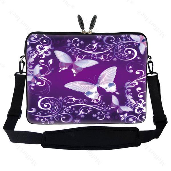 """14"""" Laptop Bag with Hidden Handle  767"""