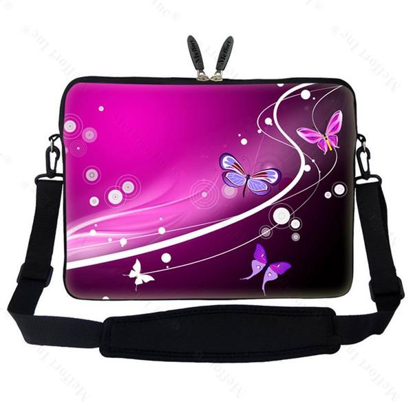 """14"""" Laptop Bag with Hidden Handle 2502"""