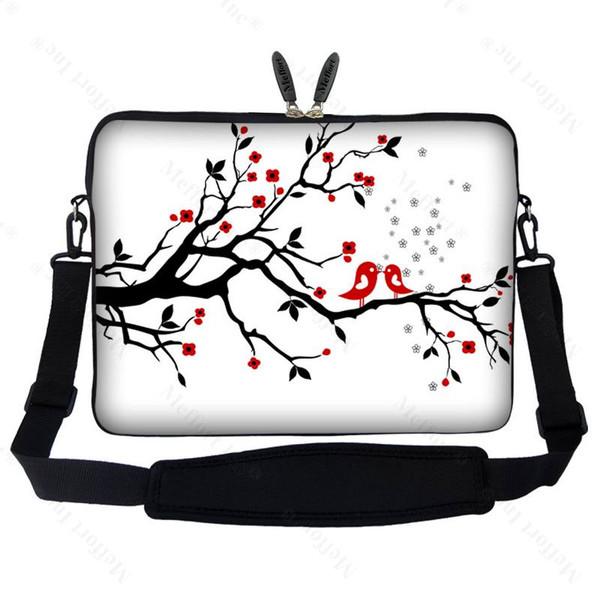 """14"""" Laptop Bag with Hidden Handle 2619"""
