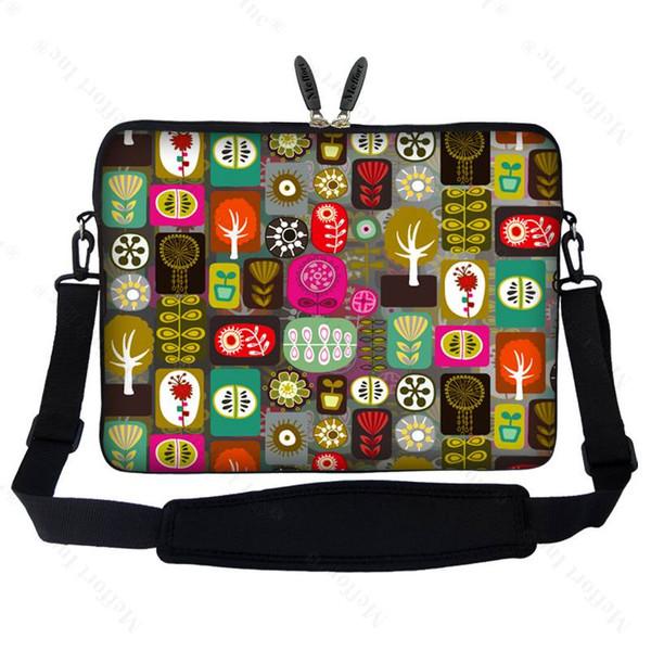 """14"""" Laptop Bag with Hidden Handle 2715"""