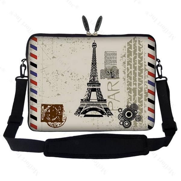 """14"""" Laptop Bag with Hidden Handle 2907"""