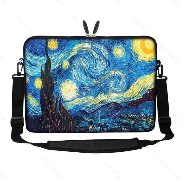"""14"""" Laptop Bag with Hidden Handle 3009"""