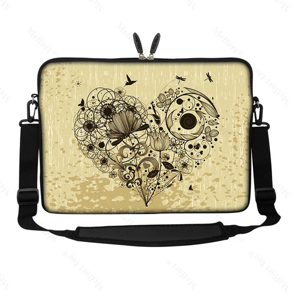 """14"""" Laptop Bag with Hidden Handle 3012"""