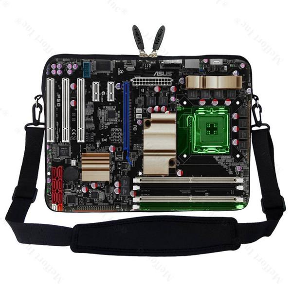 """17.3"""" Laptop Bag with Hidden Handle 2906"""