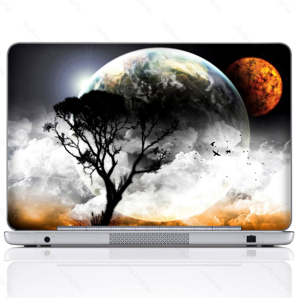 Laptop Skin Sticker  409