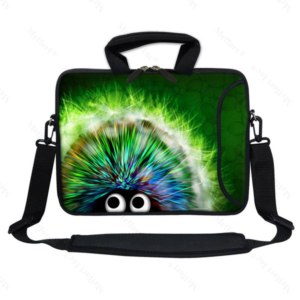 "12"" Laptop Bag with Side Pocket 2721"