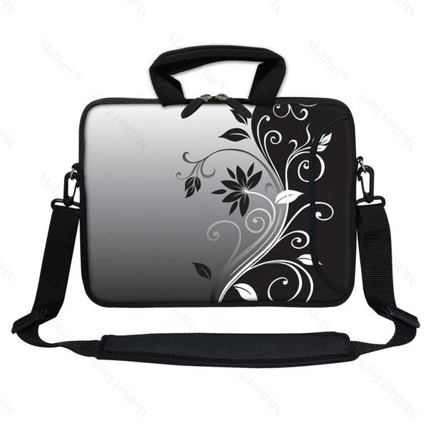 """13"""" Laptop Bag with Side Pocket 2252"""