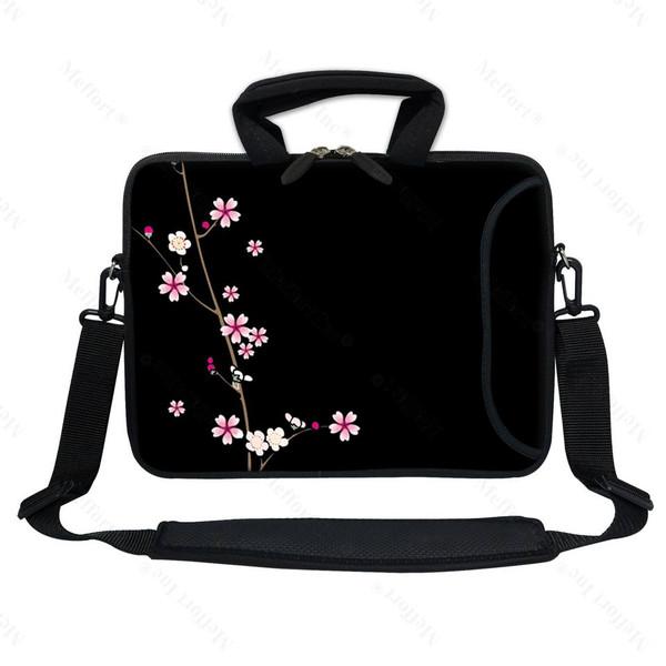 """13"""" Laptop Bag with Side Pocket 2901"""