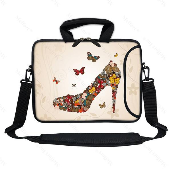 """13"""" Laptop Bag with Side Pocket 3011"""