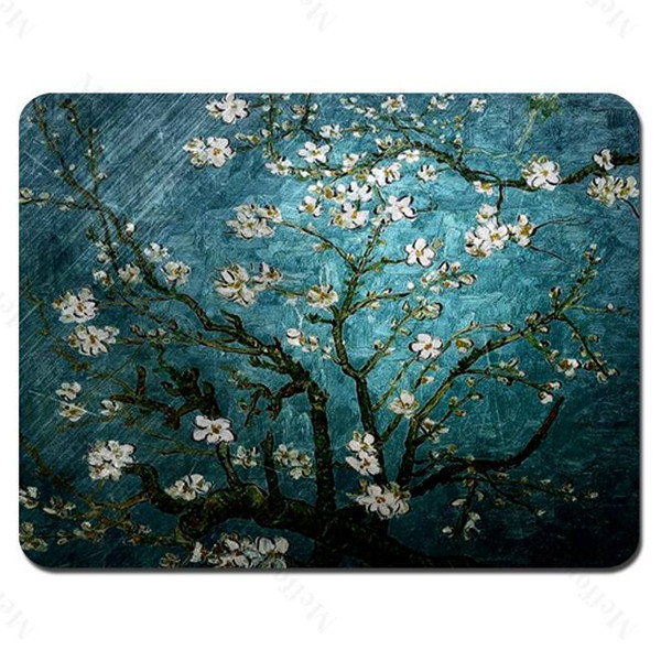 Standard 9.5 x 7.9 Inch Mouse Pad Design 3005