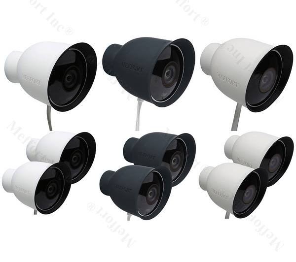 Silicone Skin Case Cover for NestCam Security Camera