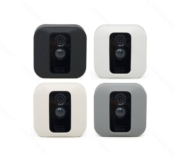 Silicone Skin Case Cover for Blink XT Outdoor Camera - 3 Pack