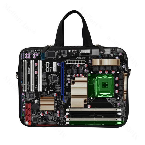 "12"" Laptop Sleeve Case with Hidden Handle 2906"