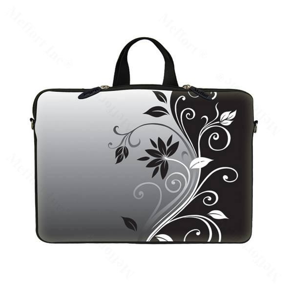"14"" Laptop Sleeve Case with Hidden Handle 2252"
