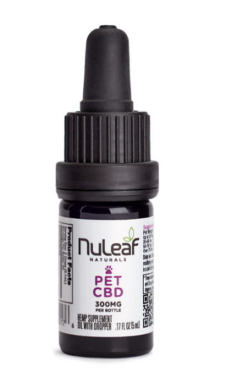 NuLeaf Naturals CBD Pet Tinctures - Free Delivery Today for all CBD products to the Seattle Area